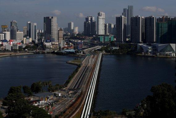 코로나19로 막혔던 싱가포르 말레이시아 국경 8월10일 열린다