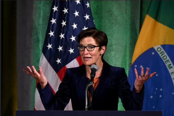 씨티그룹 월가 사상 첫 여성 CEO 임명