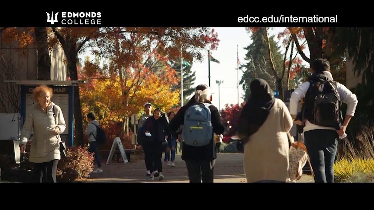 시애틀 에드몬드 칼리지(Edmonds College)AD – 30초