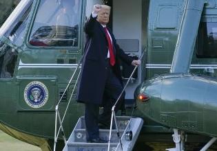 트럼프, 대통령 재임기간 1조7000억원 벌어