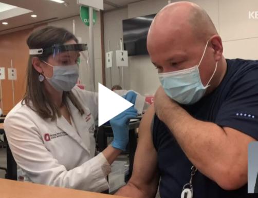 미 백신 접종 완료, 1억명 돌파
