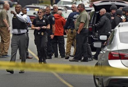 美 LA 학교 주변에서 연쇄 총격, 최소 2명 부상