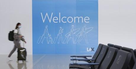 美, 11월에 코로나 백신 접종 외국인 입국 제한 완화